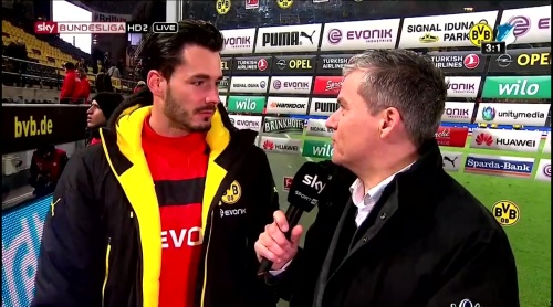 Roman Bürki – Dortmund v Hoffenheim 7