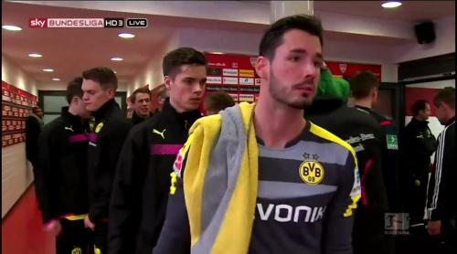 Roman Bürki – Stuttgart v Dortmund 2
