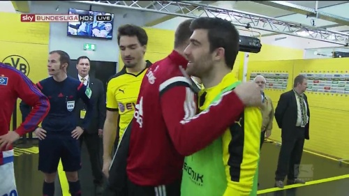 Sokratis – Dortmund v HSV 1