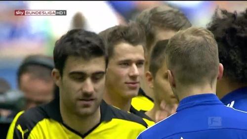 Sokratis – Schalke v Dortmund 1