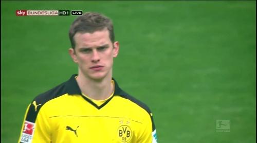 Sven Bender - Dortmund v Bremen 2