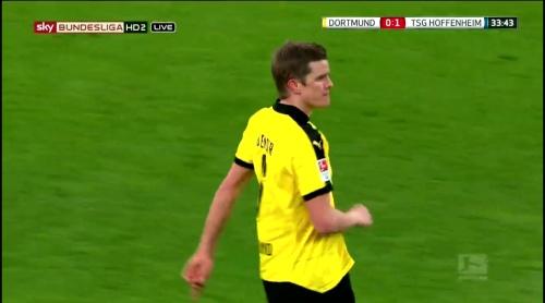 Sven Bender – Dortmund v Hoffenheim 2