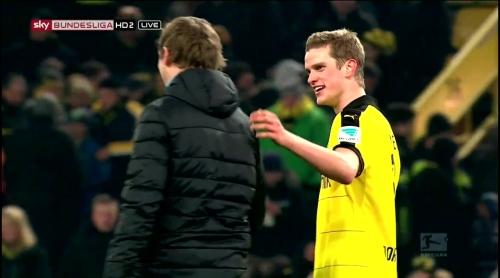 Sven Bender – Dortmund v Hoffenheim 4