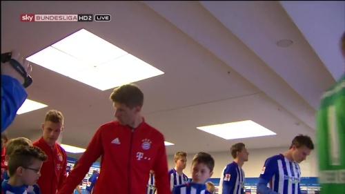 Thomas Müller – Hertha v Bayern 1