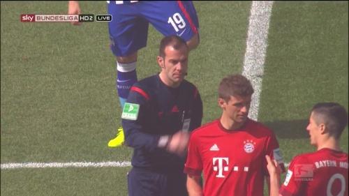 Thomas Müller – Hertha v Bayern 3