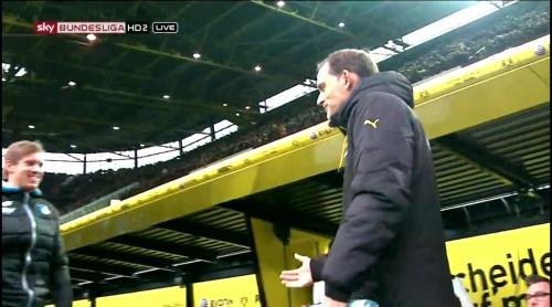 Thomas Tuchel – Dortmund v Hoffenheim 2