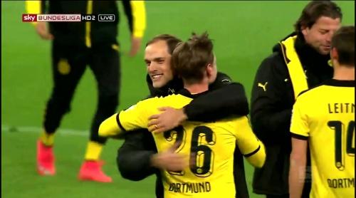 Thomas Tuchel – Dortmund v Hoffenheim 5