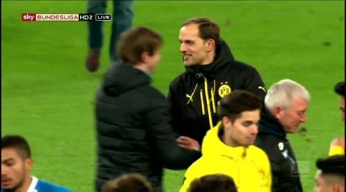 Thomas Tuchel – Dortmund v Hoffenheim 6