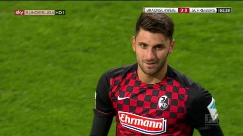 Vincenzo Grifo – Braunschweig v SC Freiburg 3