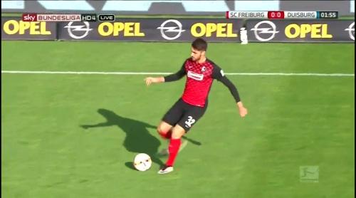 Vincenzo Grifo – Freiburg v Duisburg 1