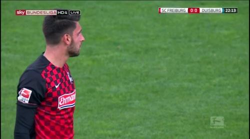 Vincenzo Grifo – Freiburg v Duisburg 2
