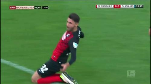 Vincenzo Grifo – Freiburg v Duisburg 3