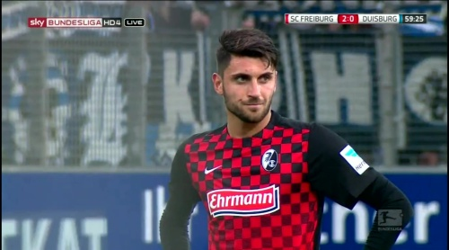 Vincenzo Grifo – Freiburg v Duisburg 6