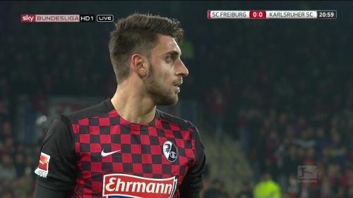 Vincenzo Grifo – SC Freiburg v KSC 2