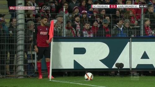 Vincenzo Grifo – SC Freiburg v KSC 3