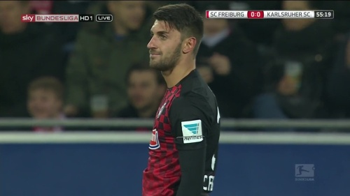 Vincenzo Grifo – SC Freiburg v KSC 4