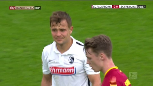 Amir Abrashi - Paderborn v Freiburg 1