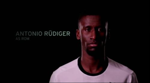 Antonio Rüdiger - EM 2016 Kader