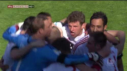 Bayern Munich – Bundesliga Meister 2015-16 1