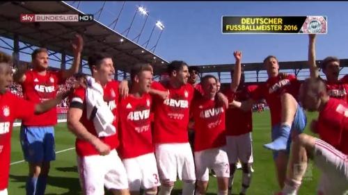 Bayern Munich – Bundesliga Meister 2015-16 10