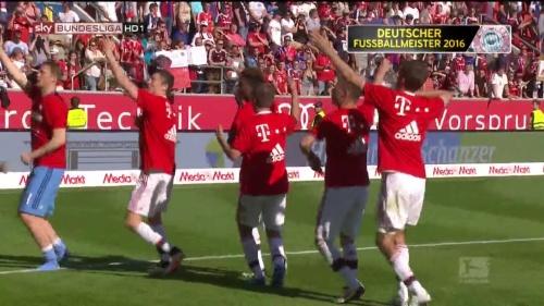 Bayern Munich – Bundesliga Meister 2015-16 11
