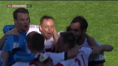 Bayern Munich – Bundesliga Meister 2015-16 2