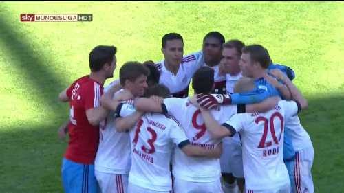 Bayern Munich – Bundesliga Meister 2015-16 4
