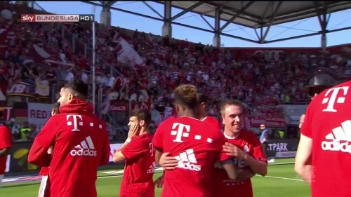 Bayern Munich – Bundesliga Meister 2015-16 6