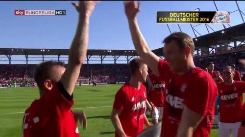 Bayern Munich – Bundesliga Meister 2015-16 – Manuel Neuer 4