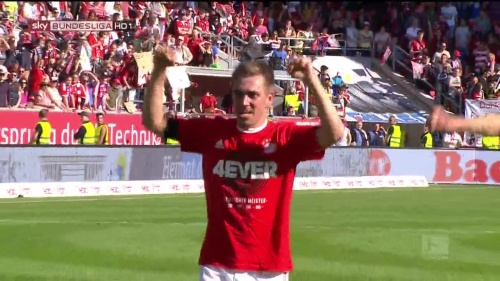 Bayern Munich – Bundesliga Meister 2015-16 - Philipp Lahm 1