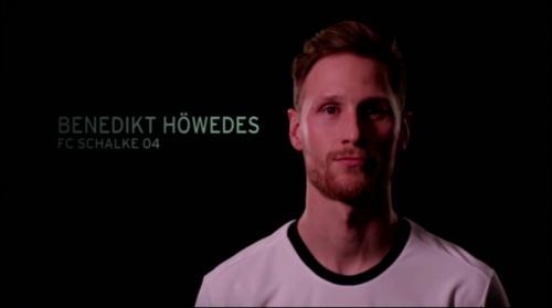 Benedikt Höwedes – EM 2016 Kader