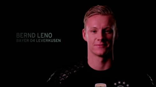 Bernd Leno - EM 2016 Kader