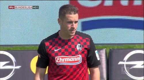 Christian Günter – SC Freiburg v Heidenheim 1