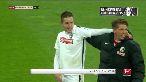 Christian Günter & Mike Frantz – Paderborn v Freiburg 2