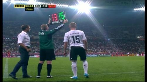 Hansi Flick – Germany v Portugal (EM 2012) 1