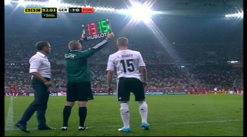 Hansi Flick – Germany v Portugal (EM 2012) 1