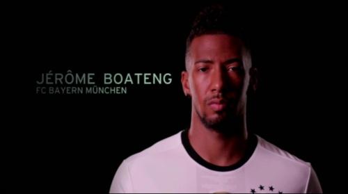 Jerome Boateng - EM 2016 Kader
