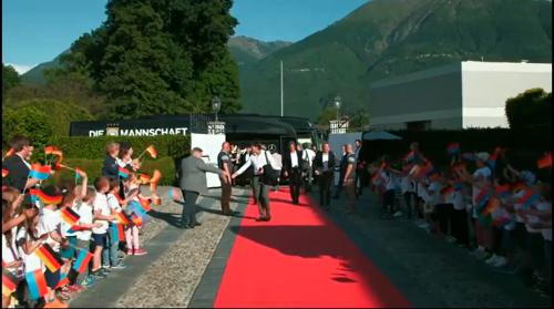 Joachim Löw – Ankunft in Ascona 2