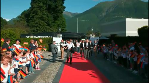 Joachim Löw – Ankunft in Ascona 3