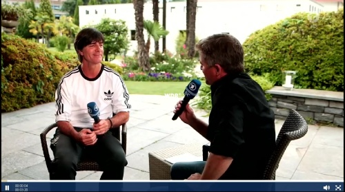 Joachim Löw – ARD Interview 28-05-16 1