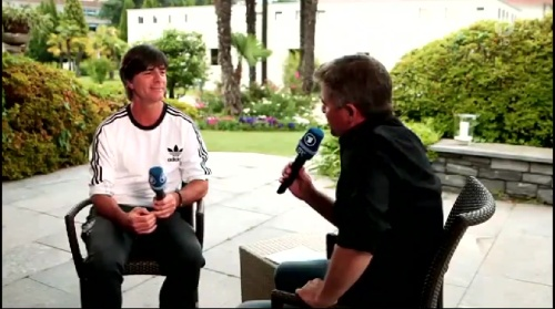 Joachim Löw – ARD Interview 28-05-16 2