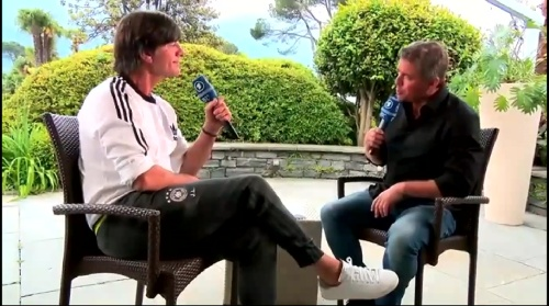 Joachim Löw – ARD Interview 28-05-16 9