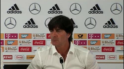 Joachim Löw – Deutschland v Slowakei PK 6