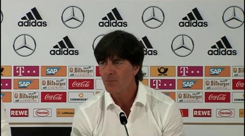 Joachim Löw – Deutschland v Slowakei PK 8