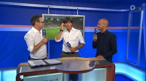 Joachim Löw – Deutschland v Slowakei post-match interview 1