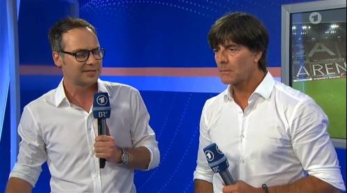 Joachim Löw – Deutschland v Slowakei post-match interview 12