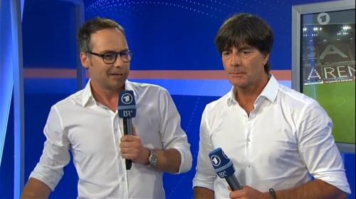 Joachim Löw – Deutschland v Slowakei post-match interview 13
