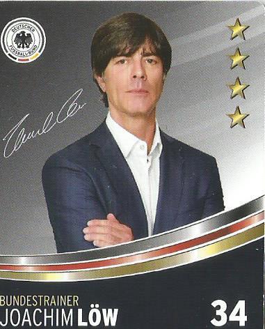 Joachim Löw – DFB card 2016