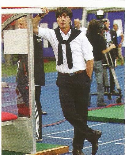 Joachim Löw – die Nationalmannschaft 2012 sticker
