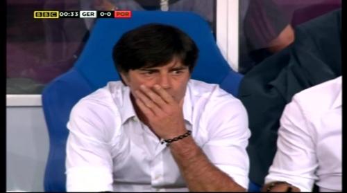 Joachim Löw – Germany v Portugal (EM 2012) 2